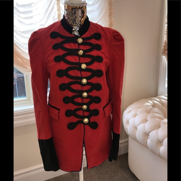 Free People Jackets & Blazers - NEW🤩Free People tailored RopeTrim Jacket